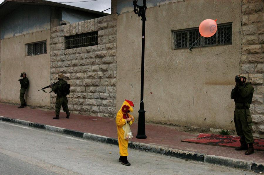 Purim, Hebron