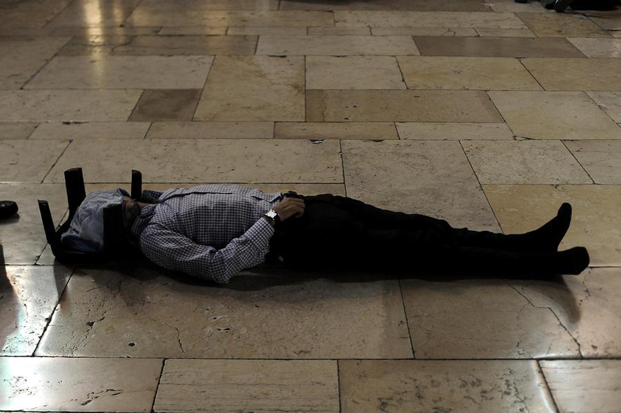 Tisha Be'av sleep over, Jerusalem