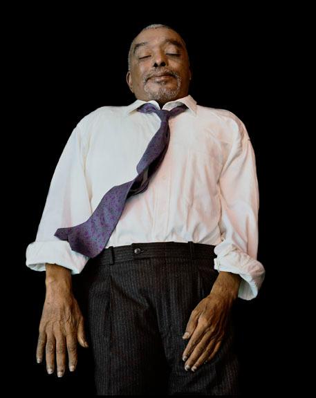 Preston Washington, February 1924-September 2003