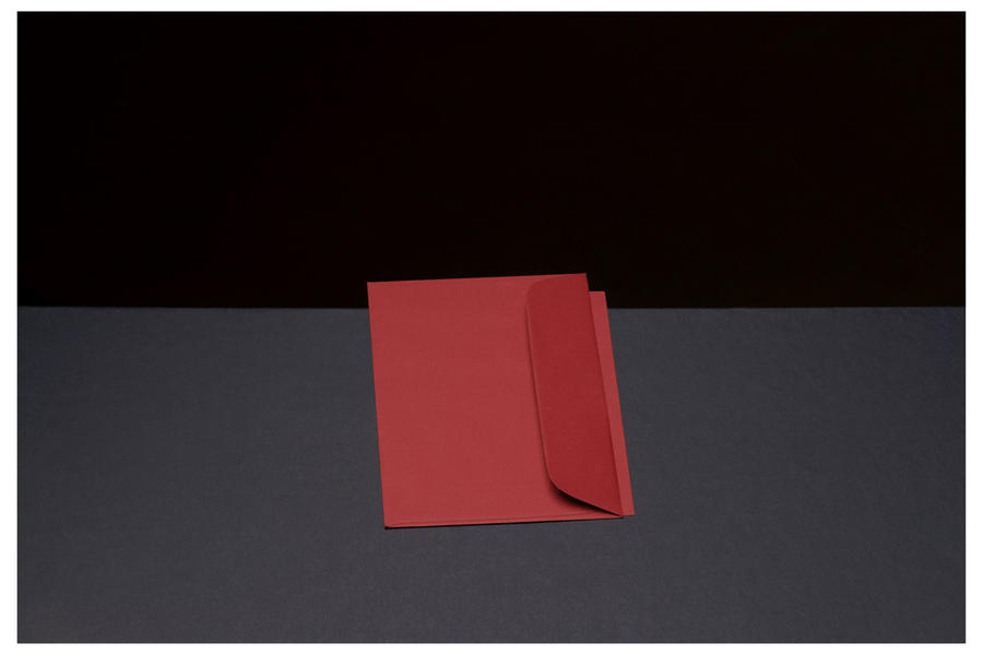 Colored Envelopes #2, 2010
