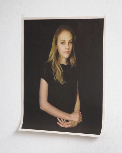 Eva (II) - Poster, 70 x 95cm, offsetprint