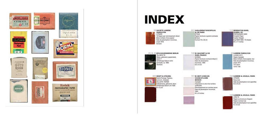 Wait and See, catalogue / index