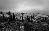 Village of Oitylo, Peloponnese Region, Greece