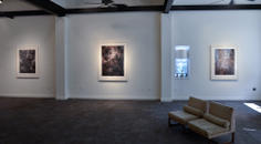 Installation View of Infinities #7, #8 and #5