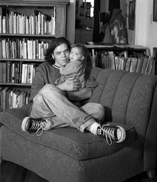 Eric Holding Amy