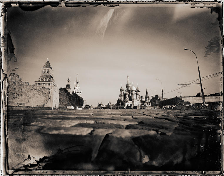 Road to Red Square, Moscow