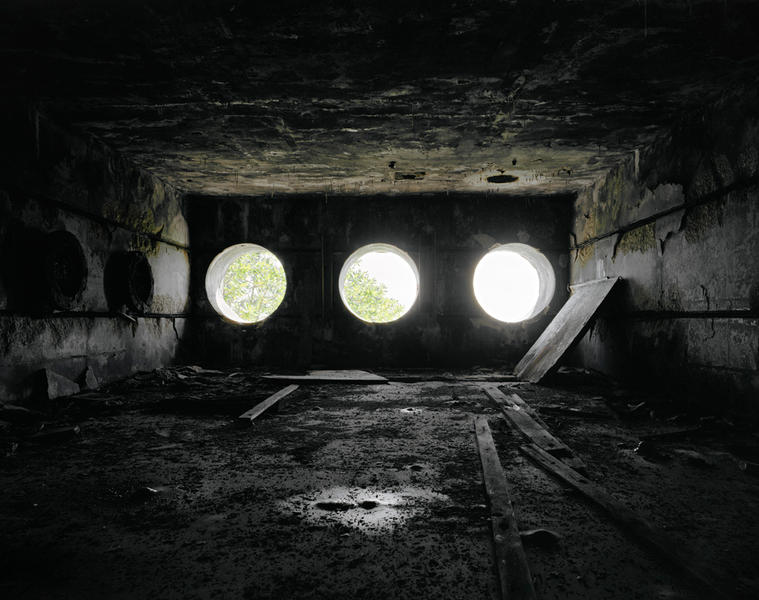 Bikini Atol, Observation Bunker Aomen Island