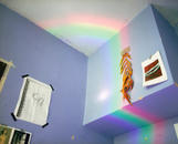 Bedroom Rainbow, 2006