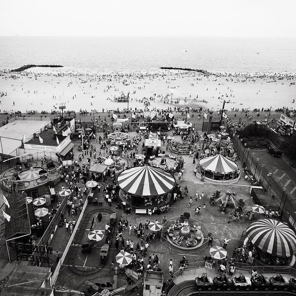 Brooklyn, NY/ Coney Island Amusement Park