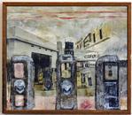 Gas Station, Desert Center, CA 2014 30