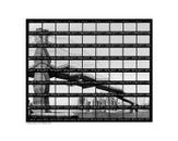 40#06, New York, Skyline at Brooklyn Bridge, 2003,