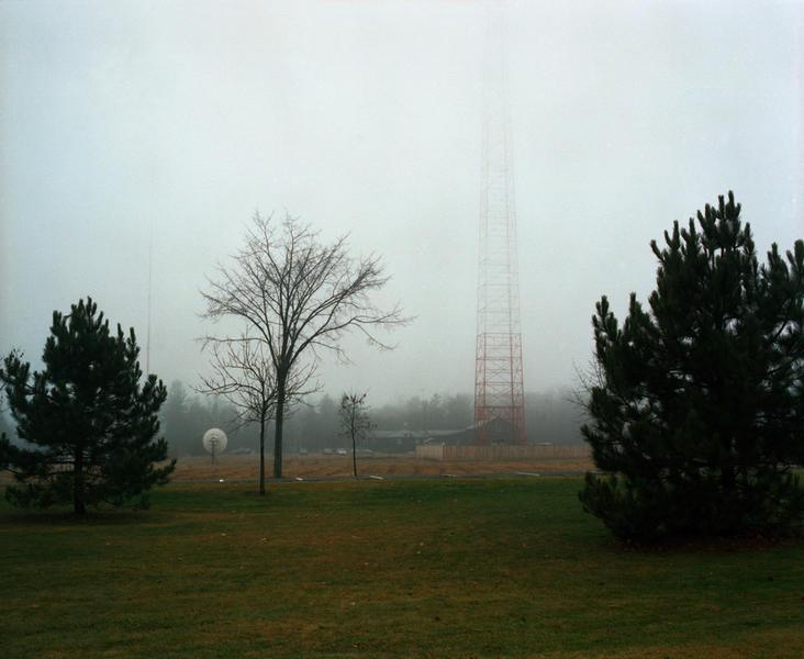 Radio, Bangor, Maine, 2009