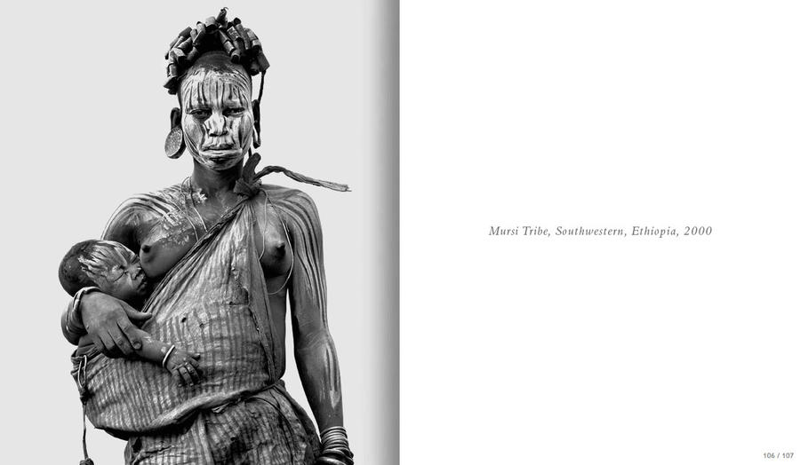 Mursi Tribe Women
