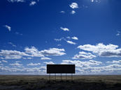 Billboard, Holbrook, AZ, 2010