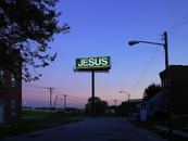 Jesus Sign, St. Louis, MO, 2010