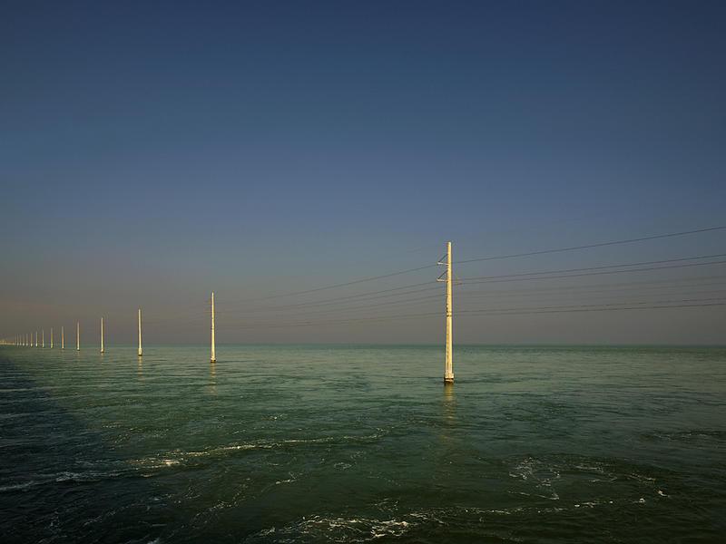 Power Lines, Islamorada, FL, 2012