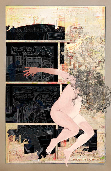 Madonna of Materialism 2