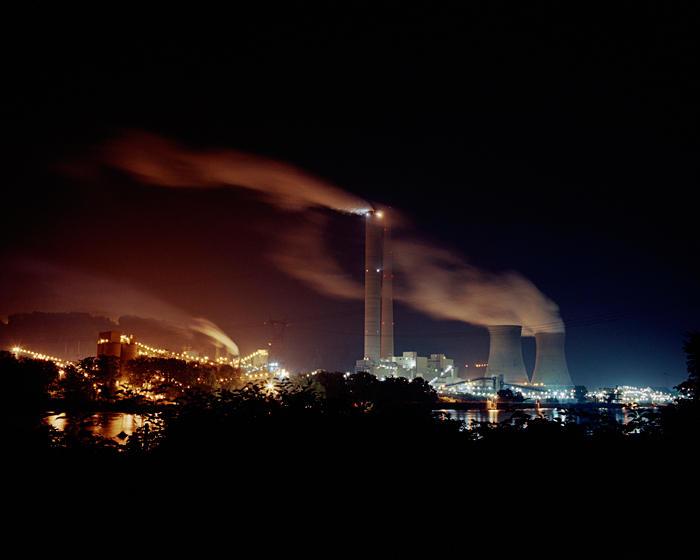Smoke Stack Skyline