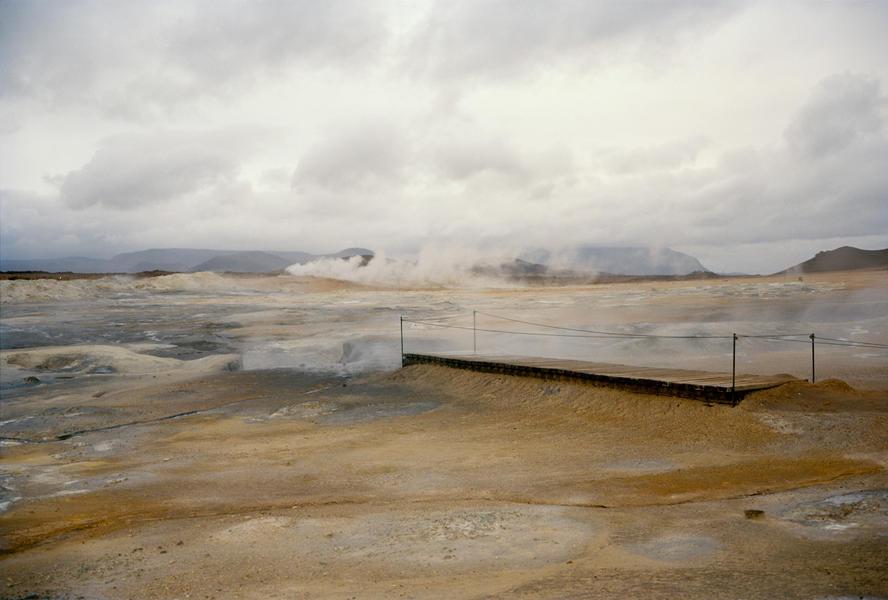Hverarond #2, Iceland, 2010