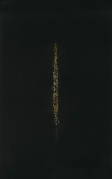 Untitled Work of Fire 2011