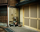 Yellow Door, Kanazawa, from Japan 2004-2011