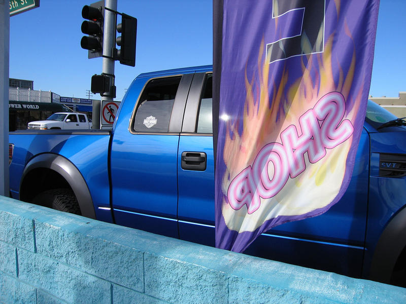 Shop, Redondo Beach CA, 2011