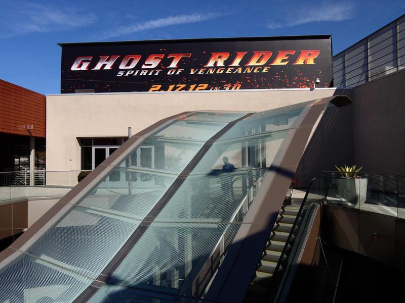 Ghost Rider, Santa Monica CA, 2012