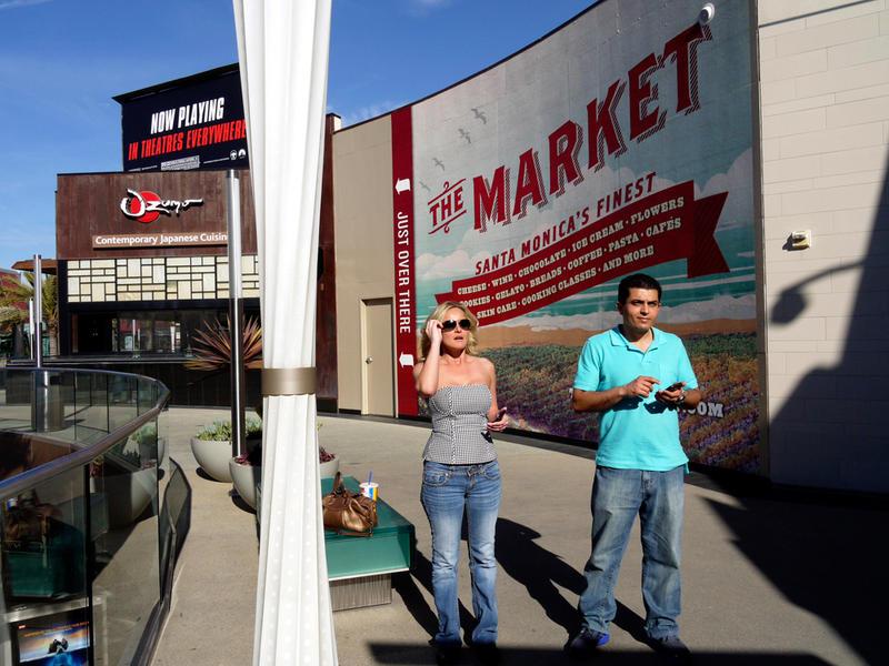 The Market, Santa Monica CA, 2012