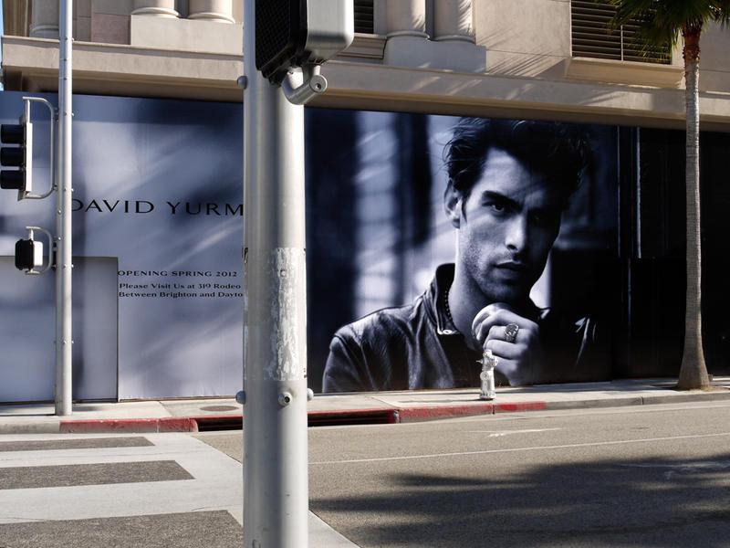 Yurman, Beverly Hills CA, 2012