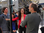 Fox TV, Santa Monica CA, 2012