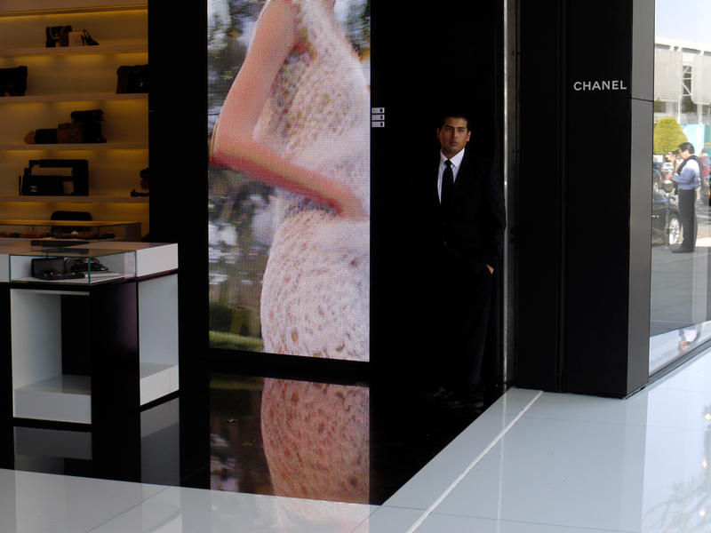 Chanel, Beverly Hills CA, 2012