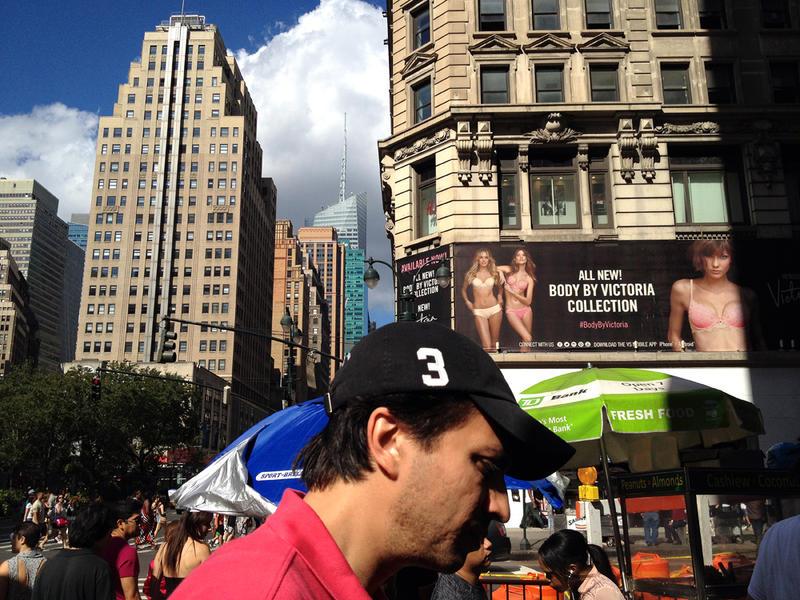 Victoria's Secret, NYC 2013