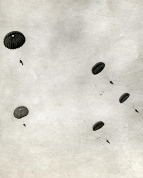 German Paratroops 5-31-40