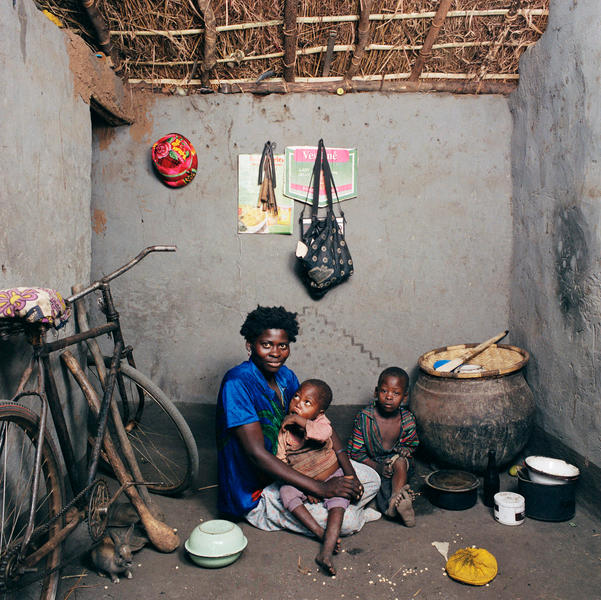 From 'The Face of Poverty', about a Malawi hamlet