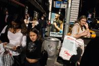 Lower Broadway, NYC, 2009