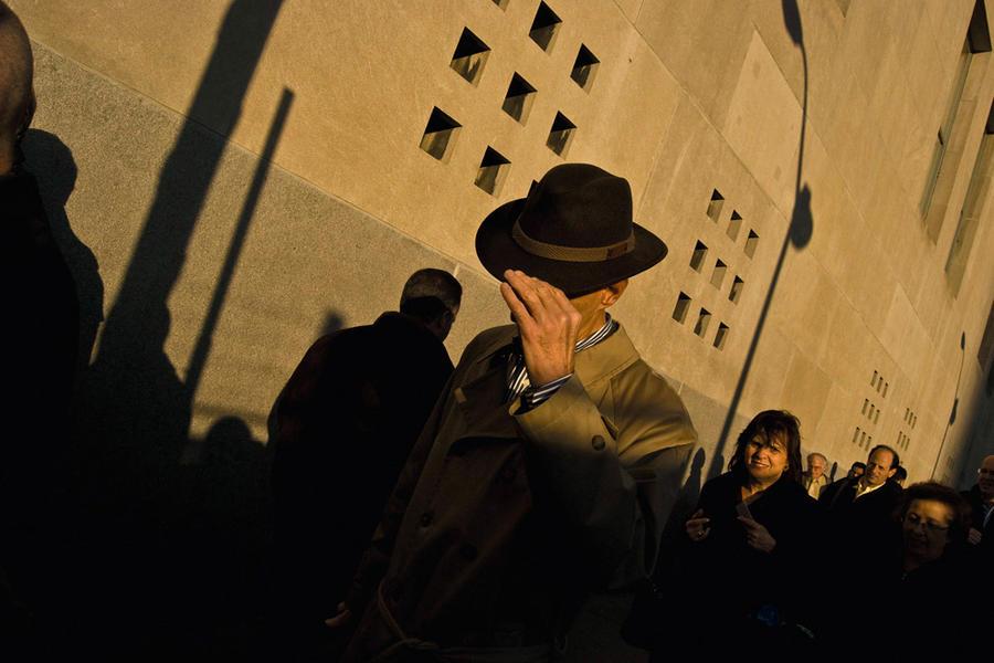 Near Ground Zero, NYC, 2009