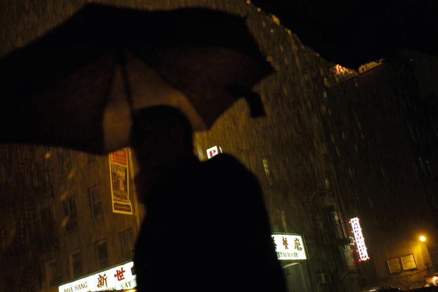Chinatown, NYC, 2007