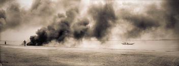 Smoke On The Water / St. Louis, Senegal