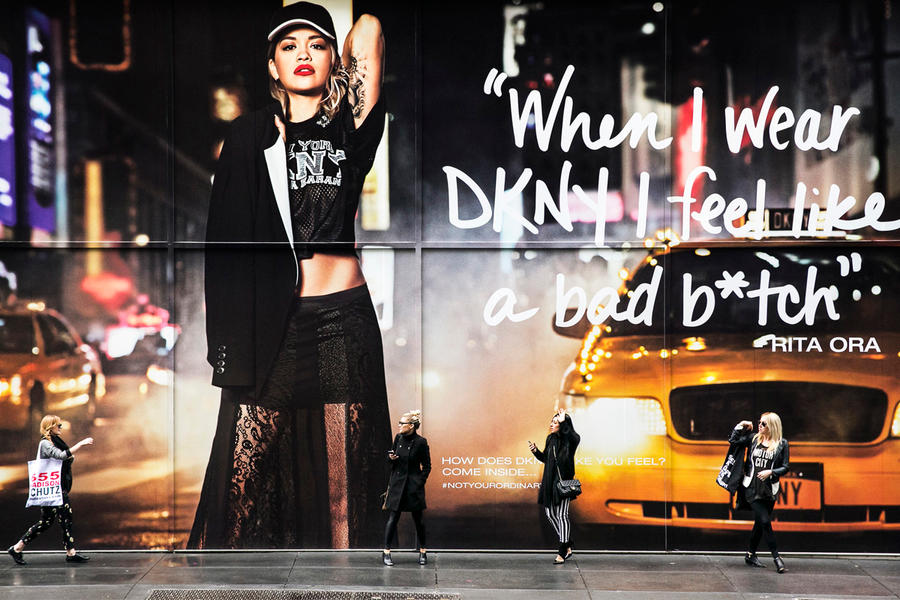 DKNY, 2013