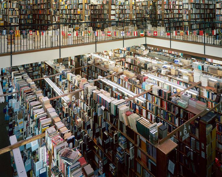 Inventory, Smith Family Bookstore, Eugene, Oregon