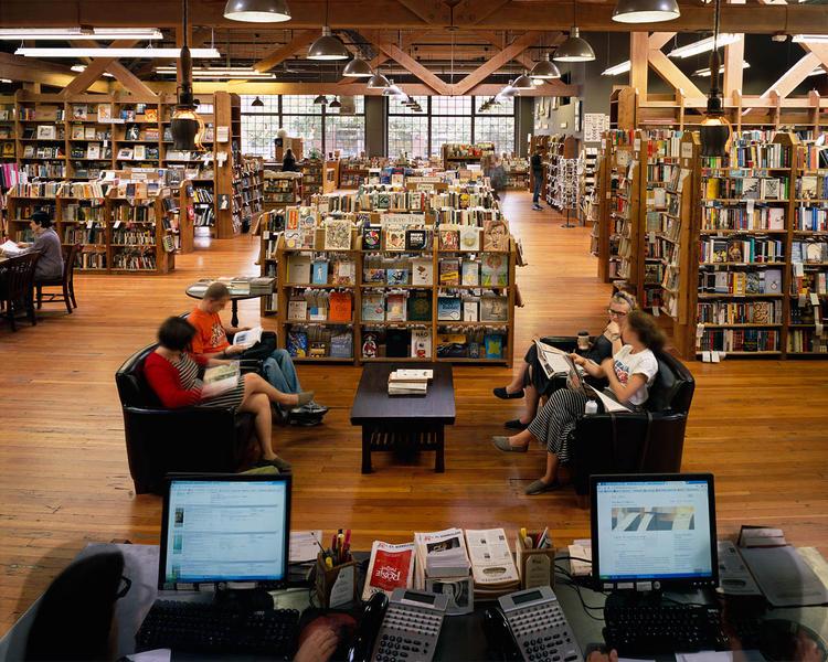 Elliott Bay Book Co., Seattle