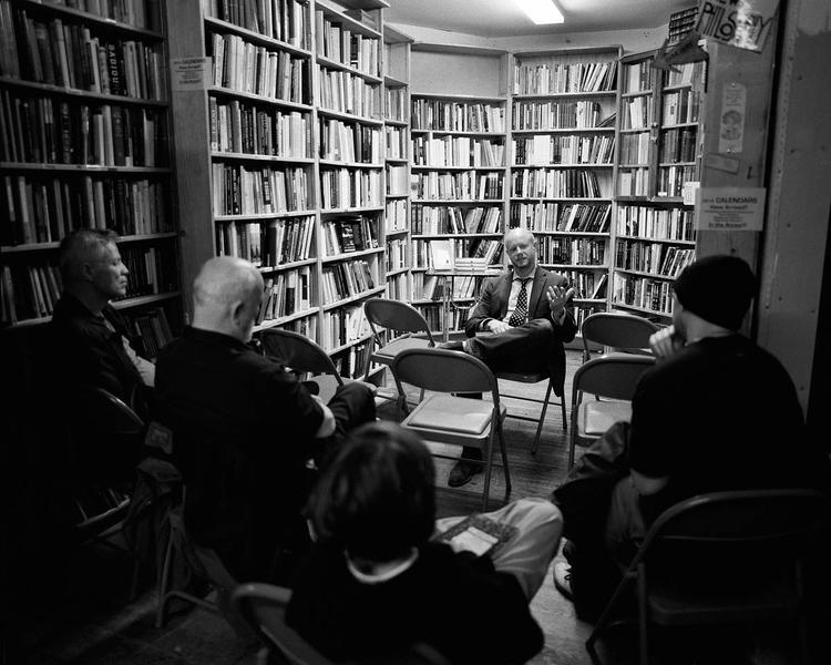 Author Reading, Green Apple Books, San Francisco
