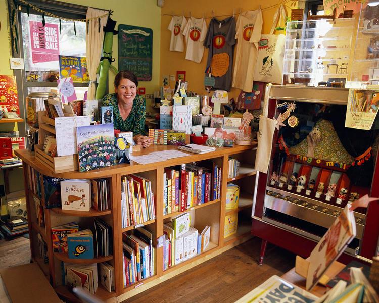 Jennifer, Green Bean Books, Porland, Oregon