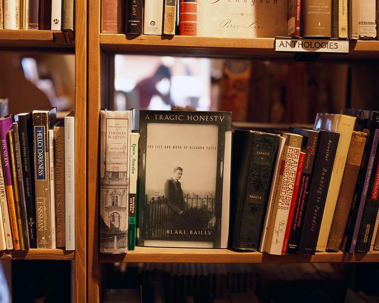 A Tragic Honesty, Iconoclast Books, Ketchum, Idaho