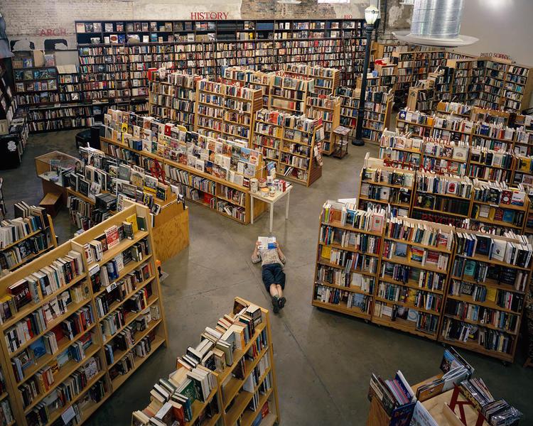 Weller Book Works, Salt Lake City