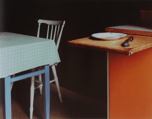 Intérieur #1   1990       80 x 100 cm