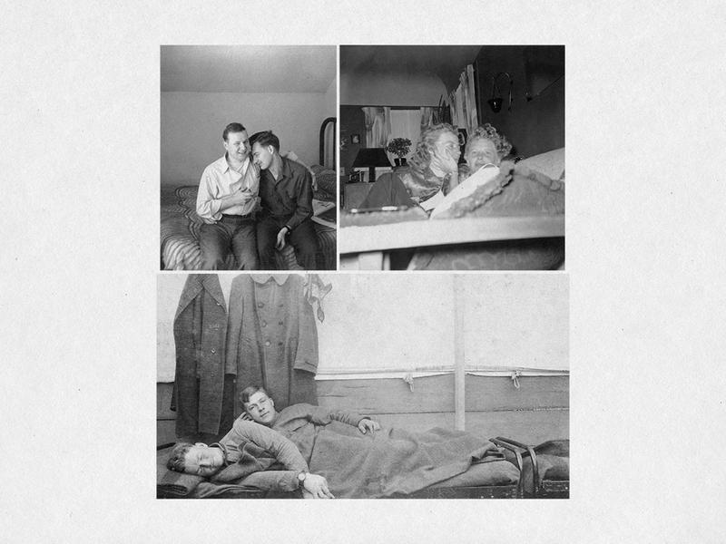 Untitled from the series Reunions (2010-14)