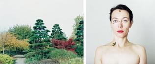In the garden #1, 2001, c-print