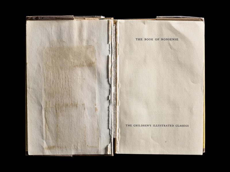 The Book of Nonsense, Interior Front Spread