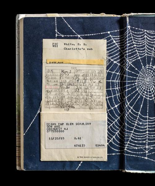 Charlotte's Web, Interior Left Page